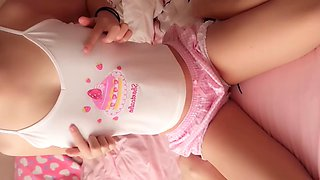 video titel: Super cute school teen likes webcam her pink cake pussy to us || porn tgas: amateur,asian,bdsm,blonde,xxxdan