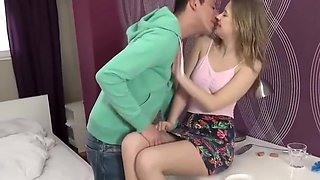 video titel: Beautiful Sister sits on a brother huge white cock    porn tgas: amateur,beautiful,brazilian,brother,
