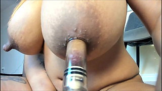 video titel: Colombian Cow Milks Her Udders || porn tgas: colombian,xhamster