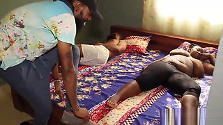video titel: Krissyjoh Woke Up And Met Stranger Fucking His Wife NOLLYPORN    porn tgas: african,amateur,bbw,big ass,