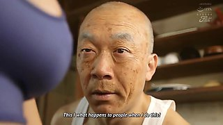 video titel: NIMA This Dirty Old Man Made Me English subbed || porn tgas: asian,blonde,dirty,handjob,