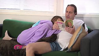 video titel: Story time with daddy || porn tgas: daddy,facials,old and young,sixtynine,xxxdan