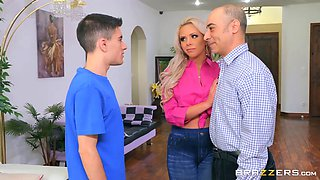 video titel: Sexaddict stepson jordi needs his medicine! || porn tgas: big ass,big cock,big tits,blonde,xxxdan