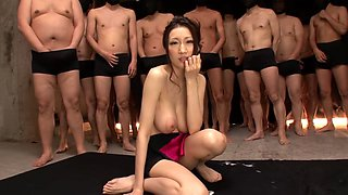 video titel: Best Gangbang video with Blowjob,Japanese scenes || porn tgas: asian,big tits,blowjob,gangbang,hotmovs