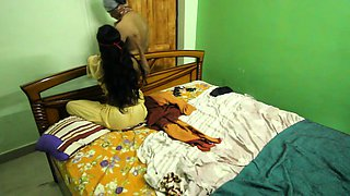 video titel: Fucking My Sexy Indian Sister In Bedroom While Alone At Home || porn tgas: amateur,bed,college,fuck,