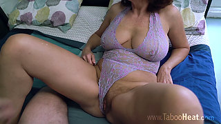 video titel: Andi James Mommy receives a creampie || porn tgas: big tits,cougar,creampie,first time,pornone_com