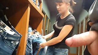 video titel: shop flash || porn tgas: flashing,shop,voyeur,xhamster