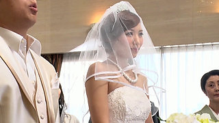 video titel: Fuck Bride In Wegdding Ceremony || porn tgas: asian,bride,erotica,fetish,pornone_com