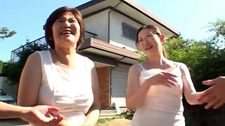 video titel: JAV mother daughter sex || porn tgas: anal,asian,ass,bbw,pornone_com