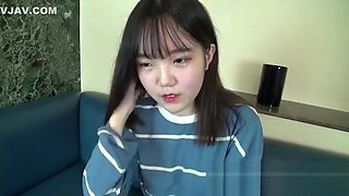video titel: Petite Japanese teen girl first time casting    porn tgas: asian,casting,first time,japanese,