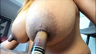 video titel: Colombian Cow Milks Her Udders || porn tgas: big tits,colombian,high definition,latin,xhamster