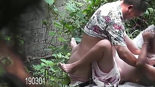 video titel: Asian Prostitute Creampie In The Forest || porn tgas: amateur,asian,creampie,daddy,xhamster