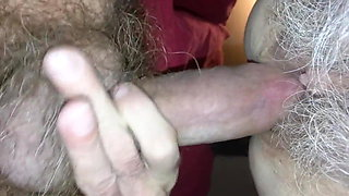 video titel: Old gray hair cunt fucking close up! || porn tgas: closeup,cunt,fuck,old and young,xhamster
