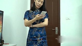 video titel: Fabulous sex movie Chinese hottest pretty one || porn tgas: asian,chinese,old man,pretty,videotxxx