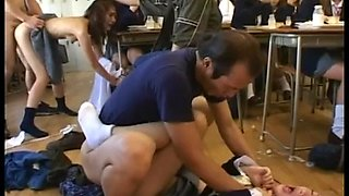 video titel: Classroom Invasion Schoolgirls Forced and Slapped PMV by Maggot Man || porn tgas: classroom,forced,masturbation,school girl,xxxdan