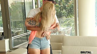 video titel: Libidinous babe Alexa Grace is fucked by aggressive furious dude || porn tgas: aggressive,babe,dude,fuck,anysex